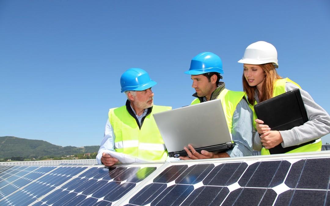 I-V Curve Measurements in Solar-PV Industry